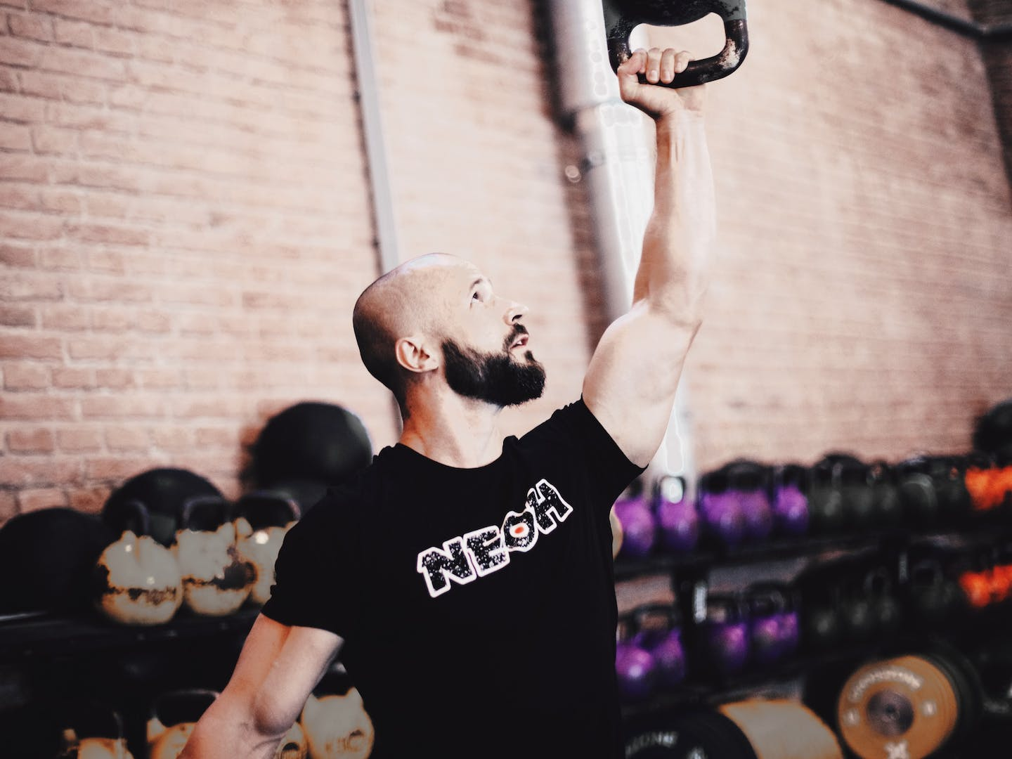 NEOH athlete Chris Körner / CrossFit 💪
