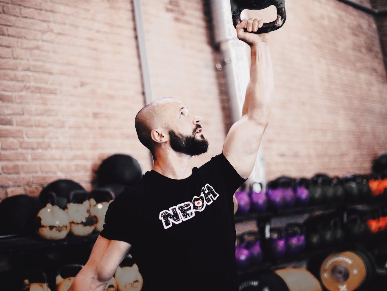 NEOH Athlet Chris Körner / CrossFit 💪