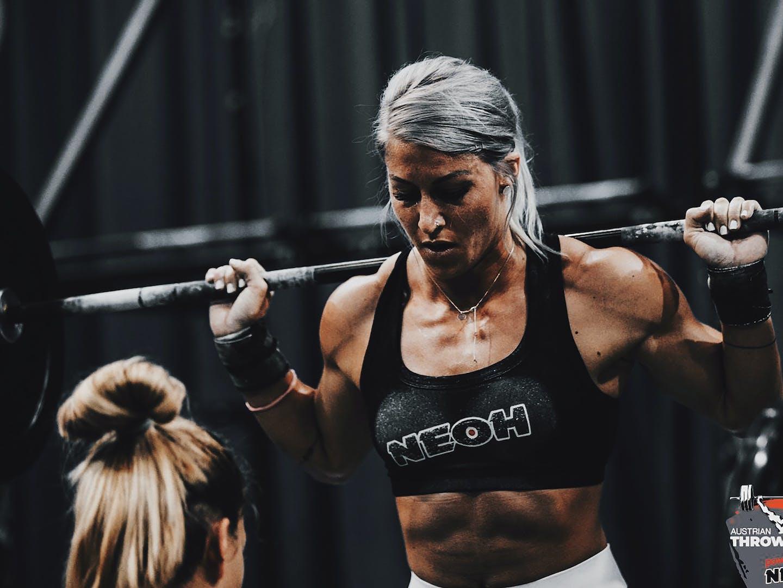 NEOH athlete Anna Donauer / CrossFit 💪