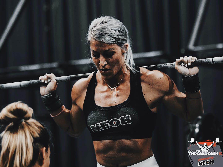 NEOH Athletin Anna Donauer / CrossFit 💪