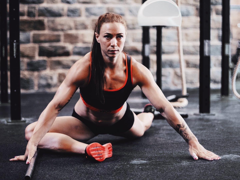 NEOH athlete Vanessa Wagner / CrossFit 💪