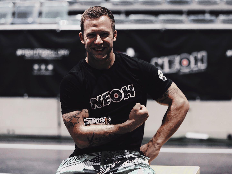 NEOH Athlet Kevin Winkens / CrossFit Vitus 💪