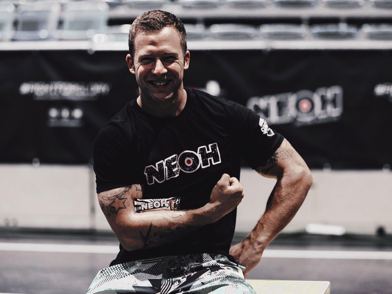 NEOH athlete Kevin Winkens / CrossFit Vitus 💪