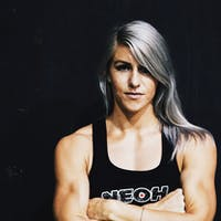 NEOH athlete Anna Donauer / CrossFit
