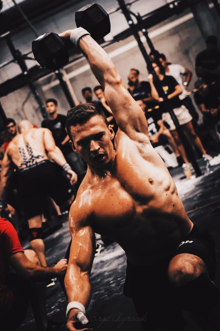 NEOH athlete Victor Schröder / CrossFit Wiener Neustadt 💪