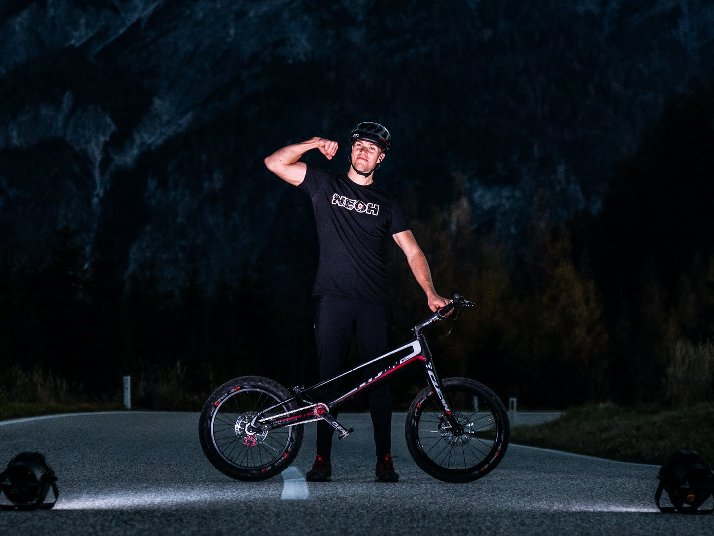 NEOH Athlet Dominic Grill / BMX 🚴🏻♂️