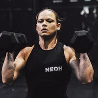 NEOH Athletin Stephanie Schabl / CrossFit WN 💪