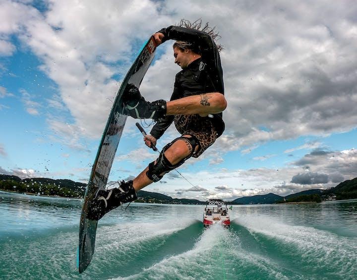 NEOH athlete Nico Juritsch / Wakeboard 🏄🏻♂️